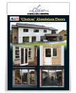 Choices Windows, Doors, Conservatories Choices Rebrandable Aluminium Doors