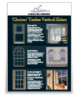 Choices Windows, Doors, Conservatories Choices Rebrandable Timber VS