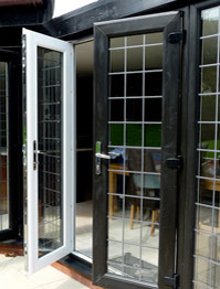 Prestige Windows - Double Glazed French Doors in Alcester, Warwickshire