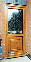 Turners of Horncastle Ltd Supply Double Glazed front doors in Horncastle, Lincolnshire