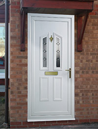 PVCU-Services - Double Glazed Panelled Doors Wellington, Telford