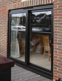 PVCU-Services - Double Glazed Inline Sliding Patio Doors Wellington, Telford