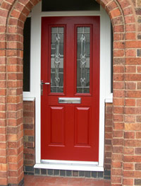 PVCU-Services - Double Glazed Composite Doors in Wellington, Telford