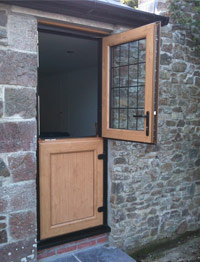 Turners of Horncastle Ltd - Double Glazed Stable Doors Horncastle, Lincolnshire