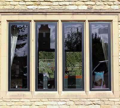 Aluminium windows codsall wolverhampton aluminium for New windows and doors