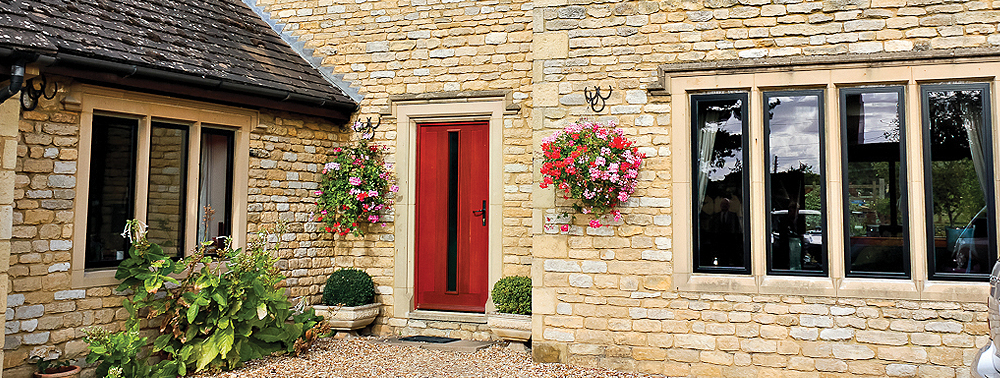 timber alternative doors from Choices
