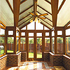 Choices supply Double Glazed Conservatories in Glossop, Derbyshire