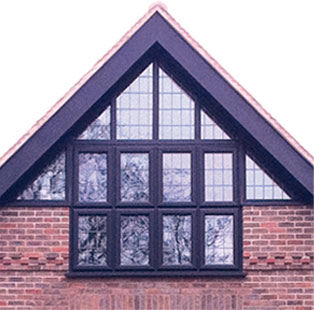 Black Coloured Windows Doors Conservatories Atherstone