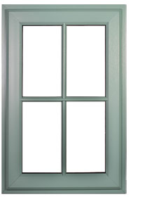 Chartwell Green Windows Burbage, Leicestershire