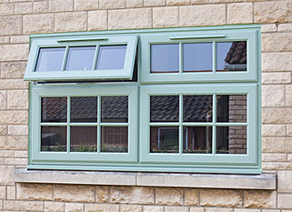 purchase cheap 4c96b a1f40 Chartwell Green Coloured Windows Doors Conservatories Witney ...