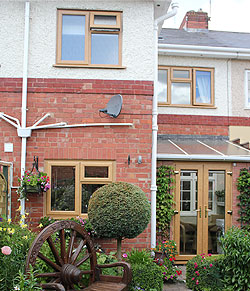 Irish Oak Windows, Doors and Conservatories Burbage, Leicestershire