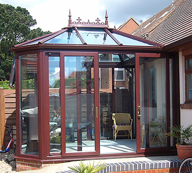 Rosewood Conservatory Burbage, Leicestershire