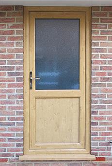 Standard Front/Back Door