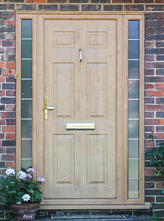 Authentic woodgrain effect & Timber Alternative front and Back Doors | Timber Replacement Doors ... pezcame.com