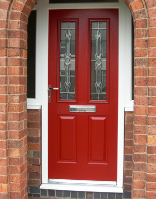 Timber Alternative French Doors in Irish Oak & Timber Alternative Doors | Timber Replacement Doors | Codsall ...