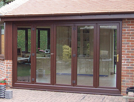 Multifolding Doors up to 5.7m wide
