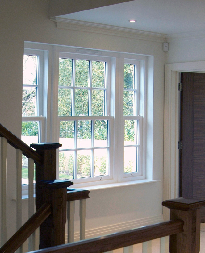 Slide and Tilt Vertical Sliding Windows