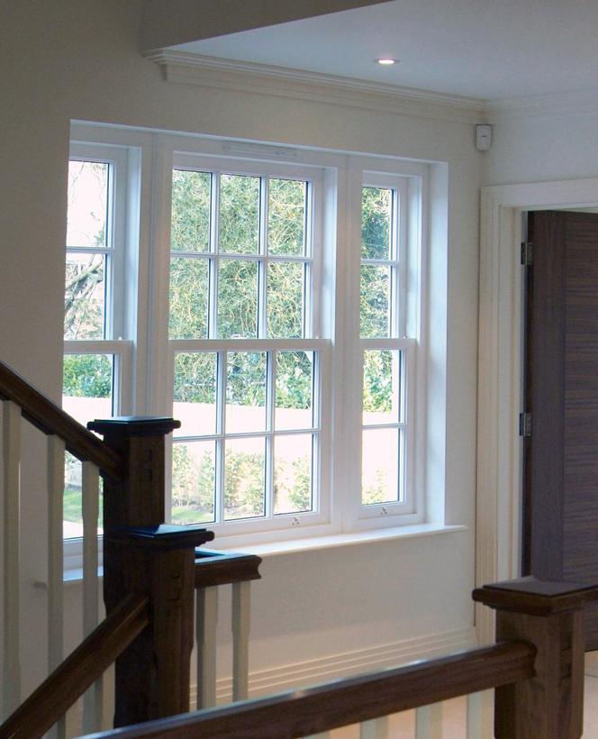 Slide and Tilt Vertical Sliding Windows