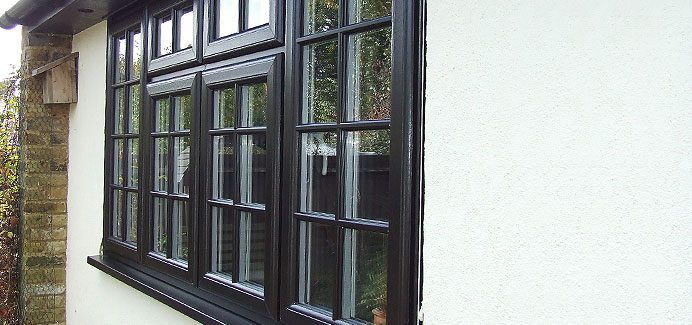 black-georgian-casement-windows
