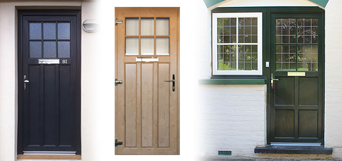 choices-legacy-doors & Alternative to Timber Doors | Double Glazed PVCU | CWG Choices Ltd