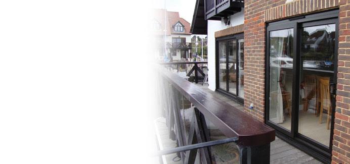 Patio Sliding Doors | Double Glazed Doors | CWG Choices Ltd 692 x 325