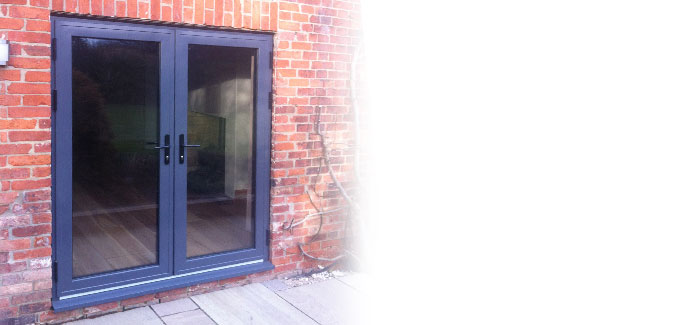 Aluminium French Doors Windows Doors Conservatories In