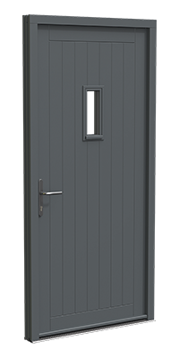 Arran 2 Door Design