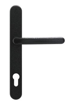 balmoral handle in antique black