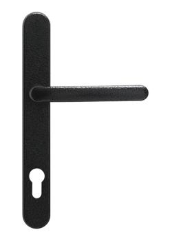balmoral handle in antique black