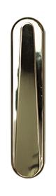 Contemporary Knocker in Hardex Gold