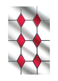 Diamonds Glass Design
