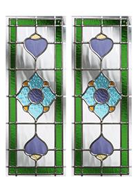 Dorchester long Glass Design