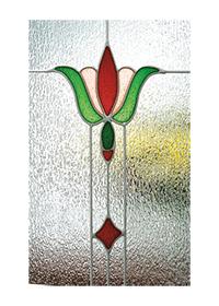 Fleur Long Glass Design