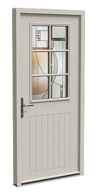 Harris 1 Door Design