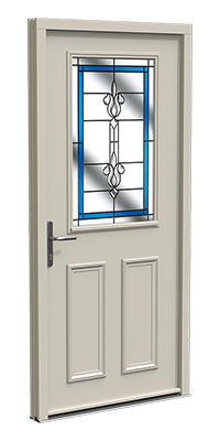 Iona 1 Door Design