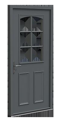 Iona 3 Door Design