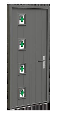 Jura 1 Door Design