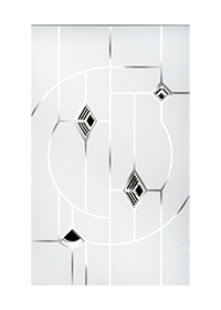 Murano long Glass Design