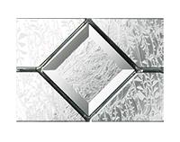 Simplicity Zinc Glass Design