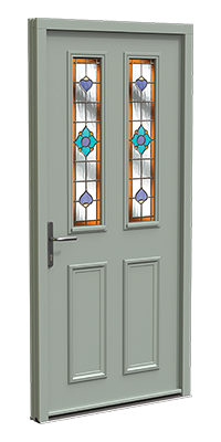 Skye 1 Door Design
