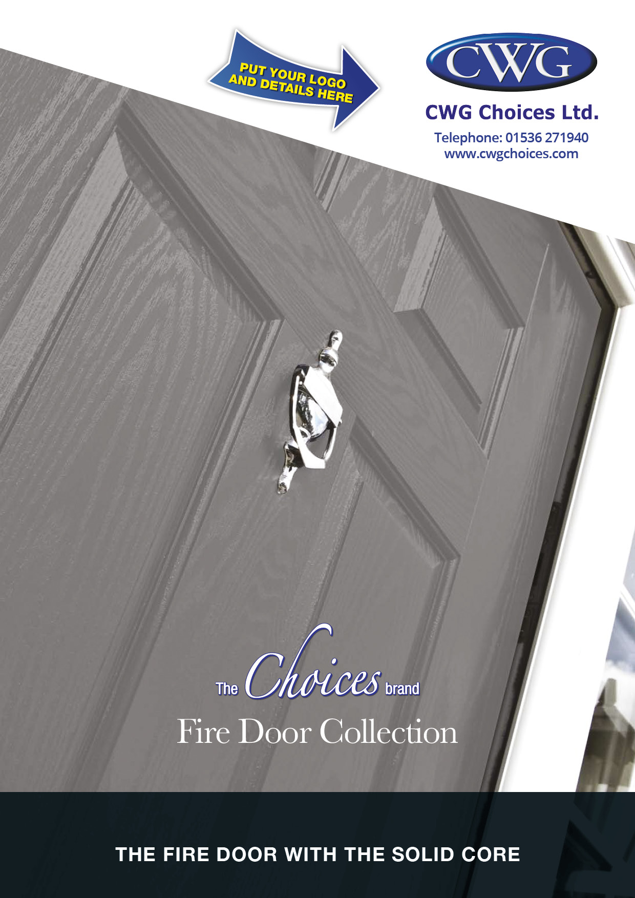 Choices FD30s Fire Door Collection