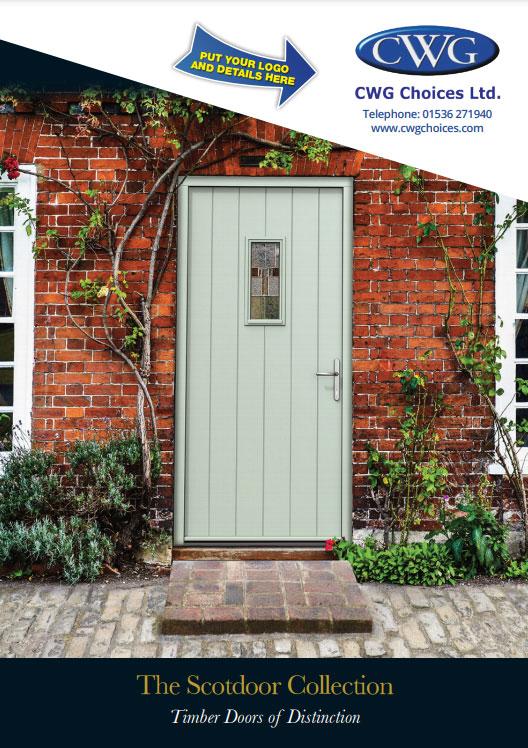 Choices Rebrandable Scotdoor Brochure