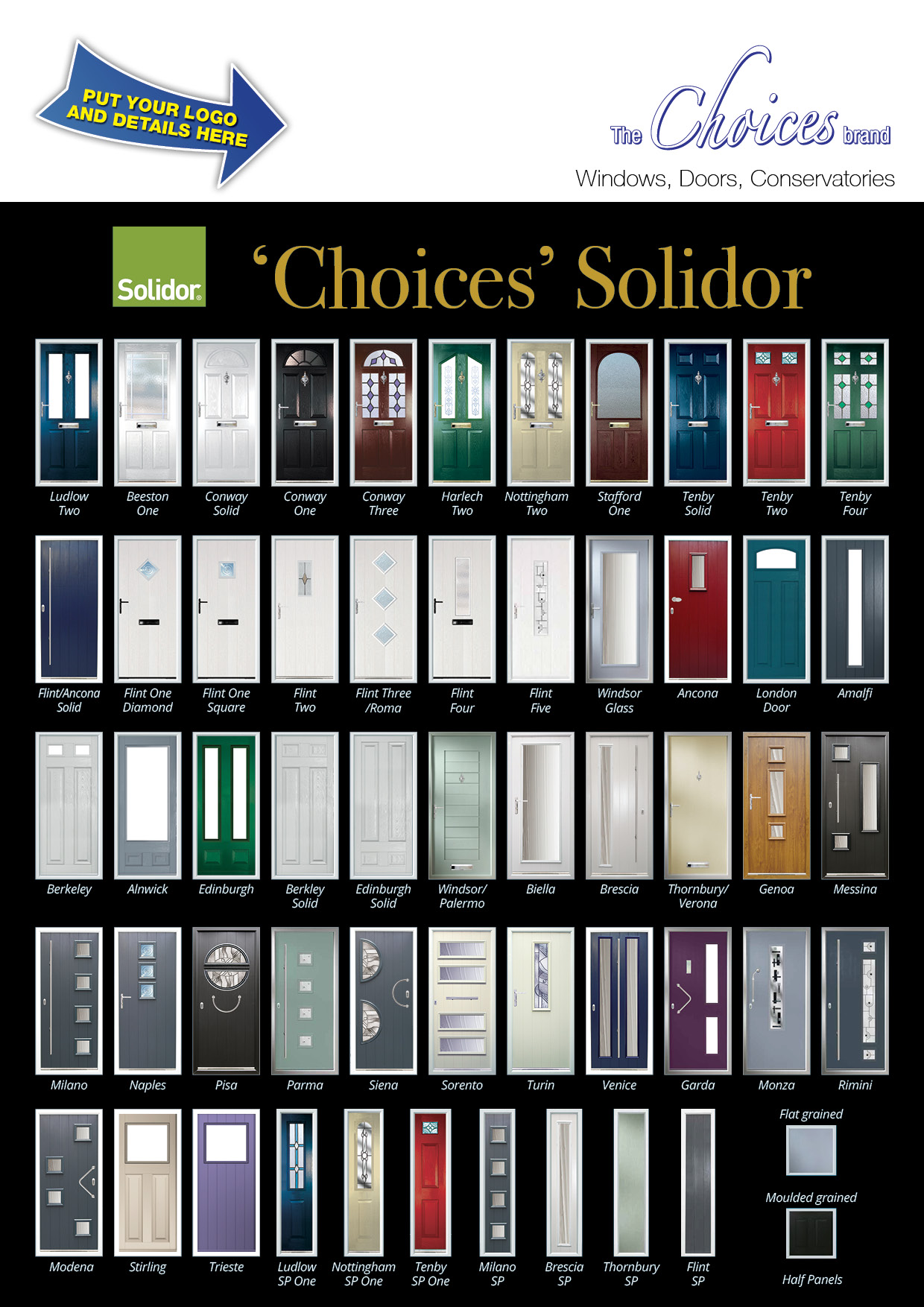 Choices Rebrandable Solidor