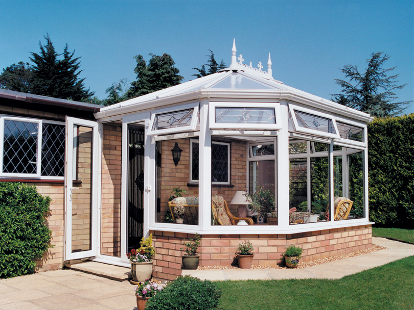 Conservatory shapes and styles windows doors for Windows doors and conservatories
