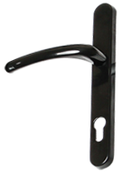 black-door-handle