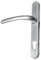 brushed-chrome-door-handle