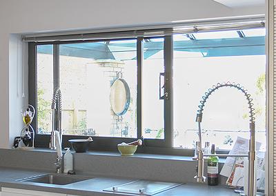 Aluminium Windows Double Glazed Windows Cwg Choices Ltd