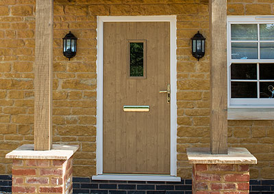 Timber Alternative Doors Double Glazed Doors Cwg