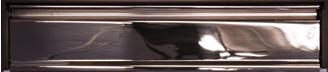 chrome effect letterbox