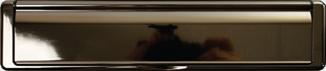 hardex bright bronze premium letterbox